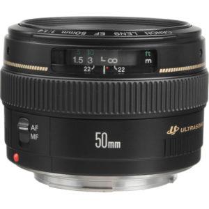 Canon 50mm f:1.4