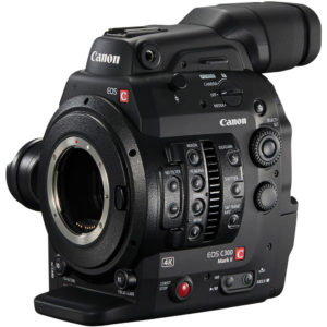 Canon C-300 Mark II Body Kit